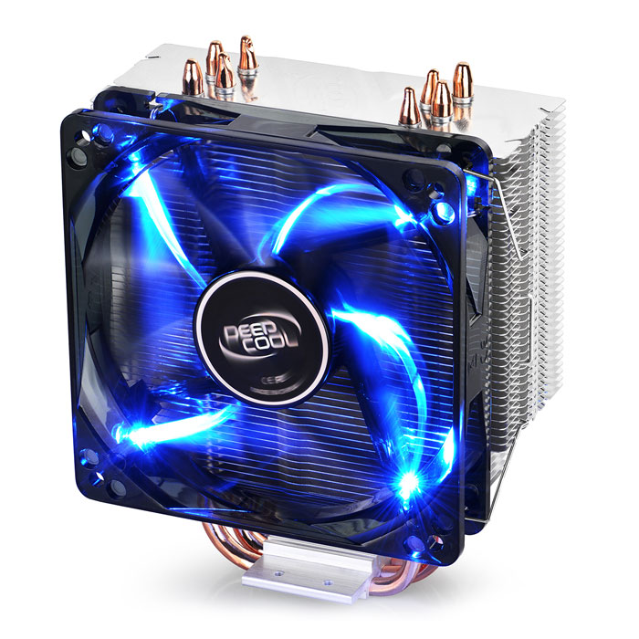 DEEPCOOL GAMMAXX 400 DESKTOP CPU COOLER - INTEL & AMD (Universal ψύκτρα για επεξεργαστές Intel ...)