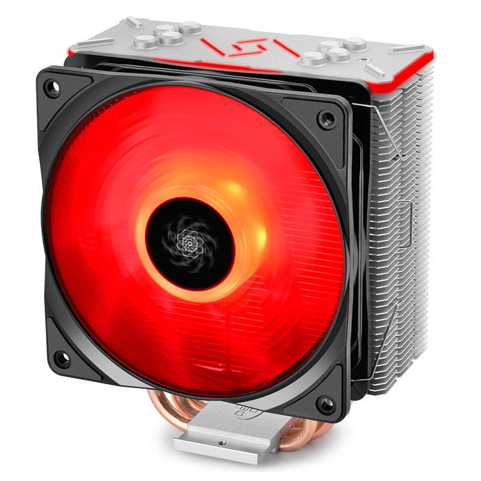 DEEPCOOL GAMMAXX GT DESKTOP CPU COOLER - INTEL & AMD (Universal ψύκτρα για επεξεργαστές Intel ...)