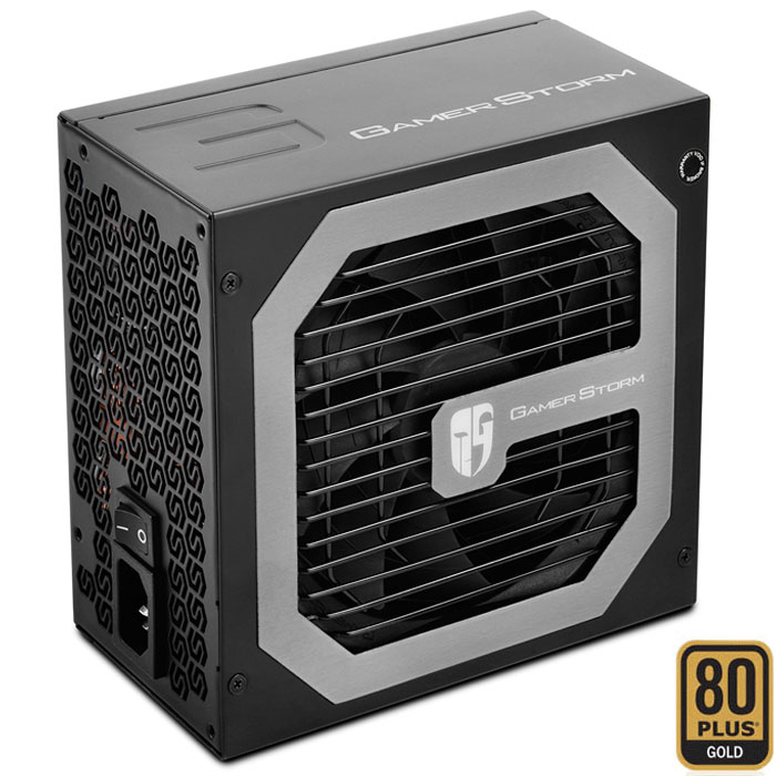 DEEPCOOL DQ650-M POWER SUPPLY 650W, 80PLUS Gold Certified (Τροφοδοτικό Η/Υ full modular 650W με πισ...)