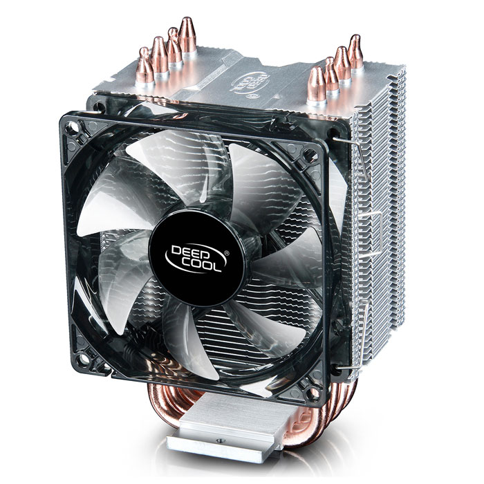 DEEPCOOL GAMMAXX C40 CPU COOLER - INTEL & AMD (Universal ψύκτρα για επεξεργαστές Intel ...)