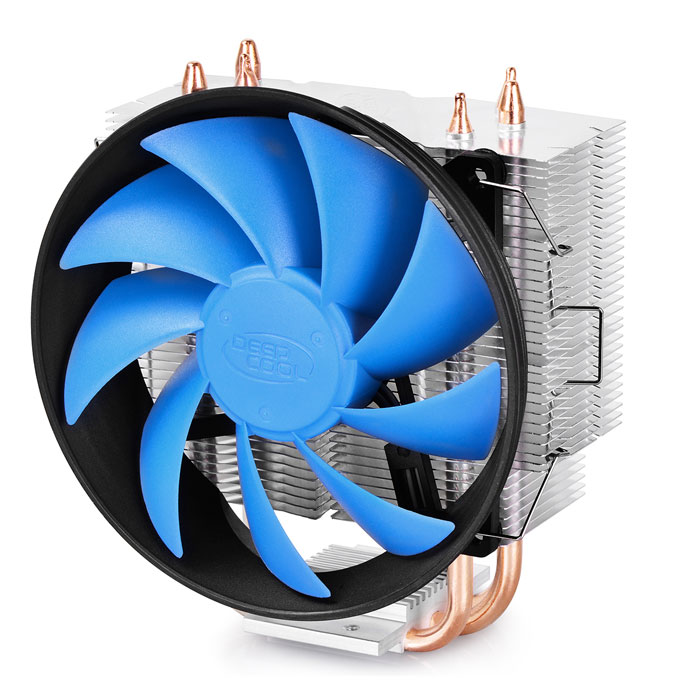 DEEPCOOL GAMMAXX 300 CPU COOLER - INTEL & AMD (Universal ψύκτρα για επεξεργαστές Intel ...)