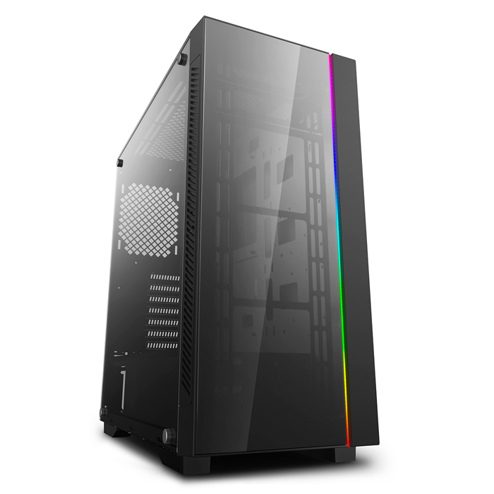 DEEPCOOL MATREXX 55 V3 ADD-RGB  COMPUTER CASE BLACK (Κουτί DEEPCOOL MATREXX 55 V3 ADD-RGB, γι...)