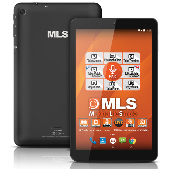 "MLS LIFE 10.1"" QUAD CORE (MLS Life )"