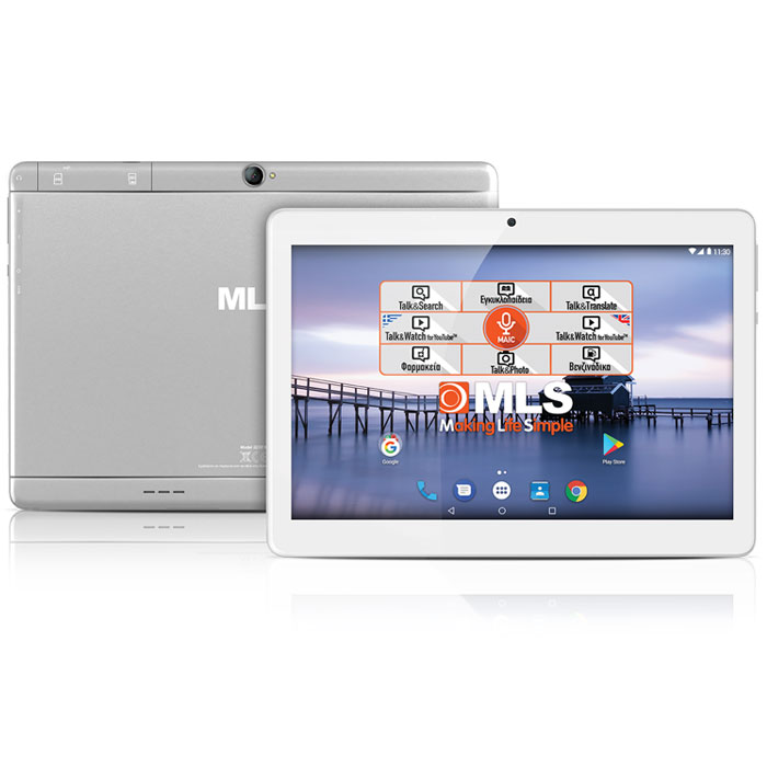 "MLS ALU PLUS 4G Tablet LCD IPS 10,1"" (MLS Alu Plus 4G)"