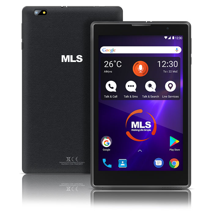 MLS Go 3G Black (MLS Go 3G)