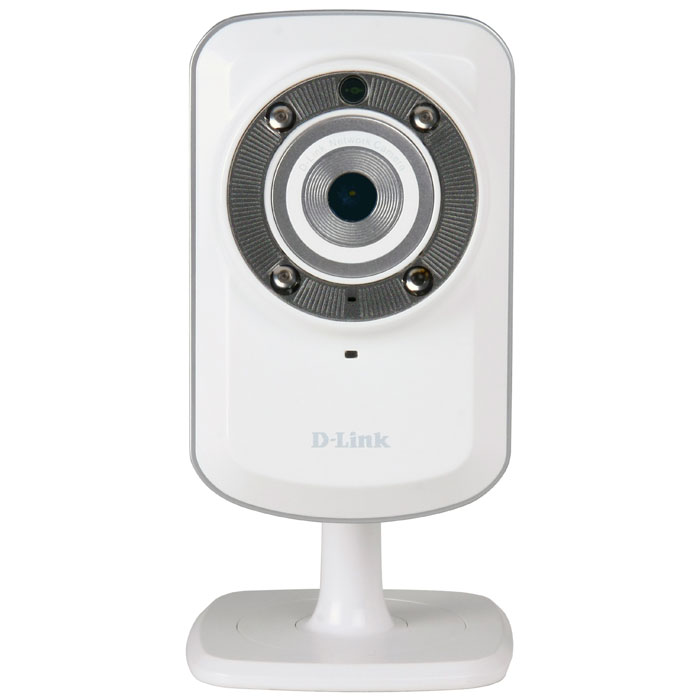 D-LINK DCS-932L WIRELESS N HOME IP SECURITY CAMERA WITH WPS AND IR (Wireless N Day/Night Cloud IP Camera)