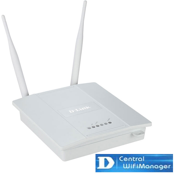 D-LINK DAP-2360 WIRELESS POE N300 INDOOR ACCESS POINT (Wireless N300 Access Point PoE εσωτερικο...)