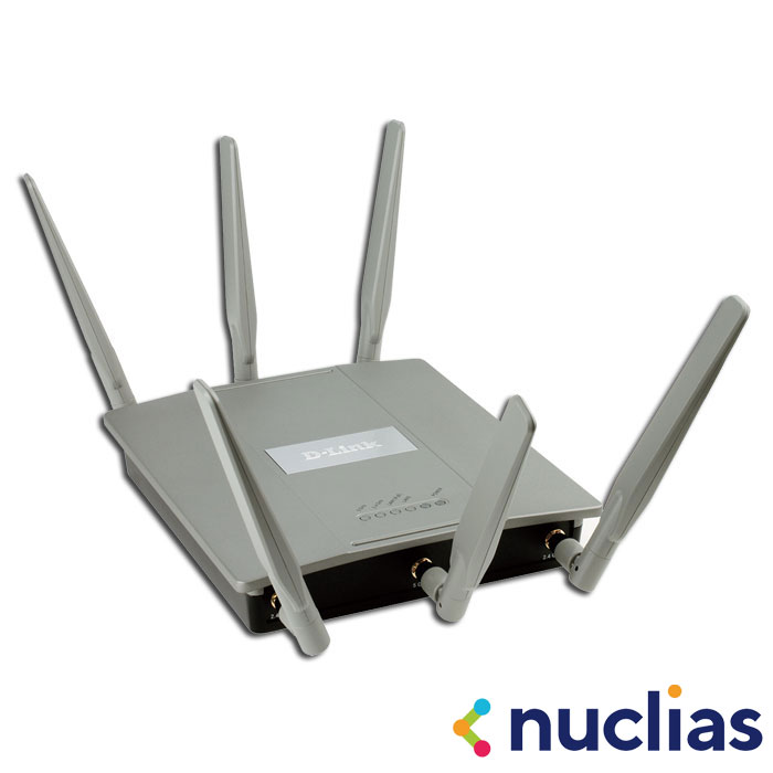 D-LINK DAP-2695 Wireless AC1750 Simultaneous Dual-Band PoE Access Point (Wireless AC1750 Access Point PoE εσωτερι...)