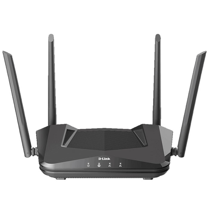 D-LINK DIR-X1560 EXO AX AX1500 Wi-Fi 6 Router (EXO AX AX1500 Wi-Fi 6 Router)