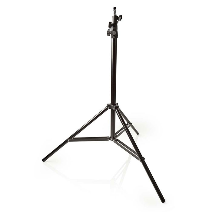 NEDIS SLST20BK Photo Studio Light Stand 260 cm Spigot (Universal βάση στήριξης για προβολέα φωτ...)