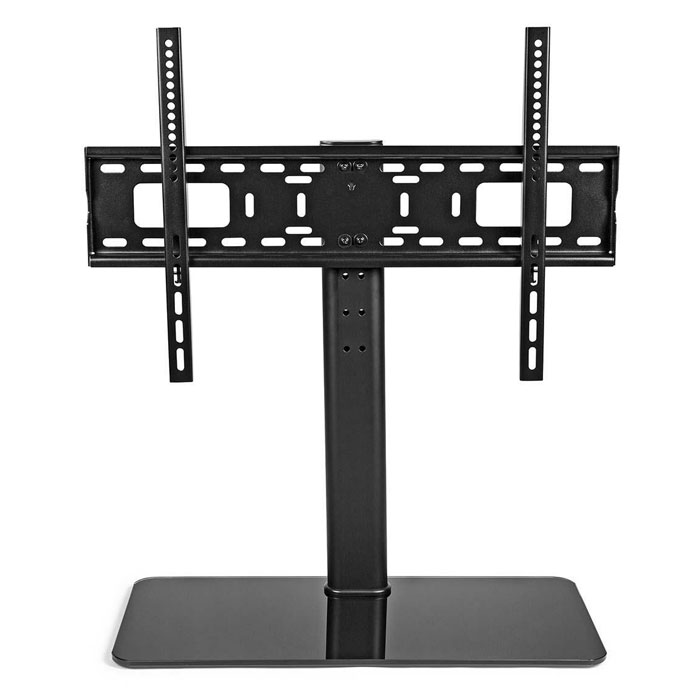 "NEDIS TVSM2030BK Fixed TV Stand 32-65"" Max 45 kg 4 Height Positions (Επιτραπέζια, σταθερή βάση στήριξης για τ...)"