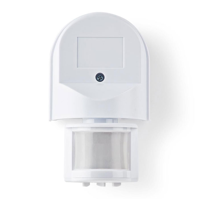 NEDIS PIROO21WT Motion Detector Outdoor Time and Ambient Light Settings 3-Wire I (Ανιχνευτής κίνησης υπερύθρων με ρυθμιζόμ...)