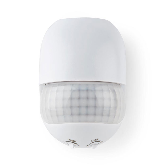 NEDIS PIROO22WT Motion Detector Outdoor Time and Ambient Light Settings 3-Wire I (Ανιχνευτής κίνησης υπερύθρων για εγκατάσ...)