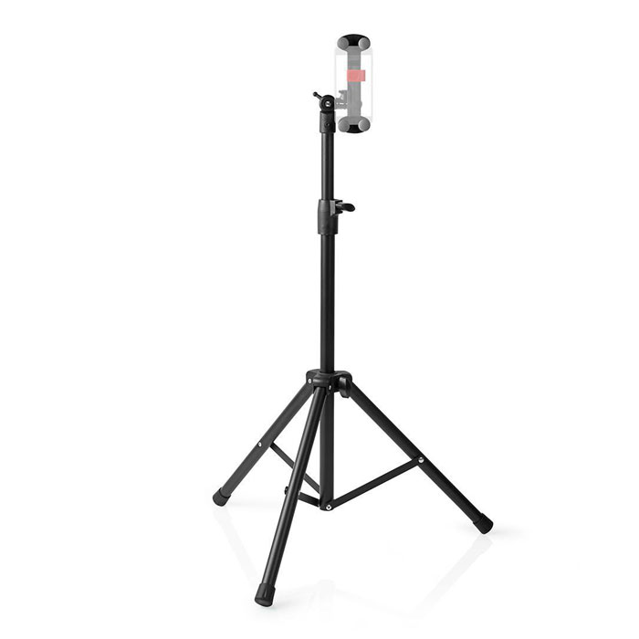 "NEDIS TFSD100BK Tablet and Smartphone Mount Floor Stand 4 - 12"" Full Motion (Τρίποδας για smartphones και tablets με ...)"