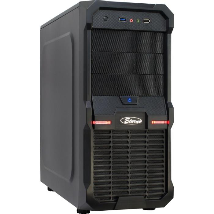 Computer Case Inter-Tech H3 Octagon-RTX (4260133122697)