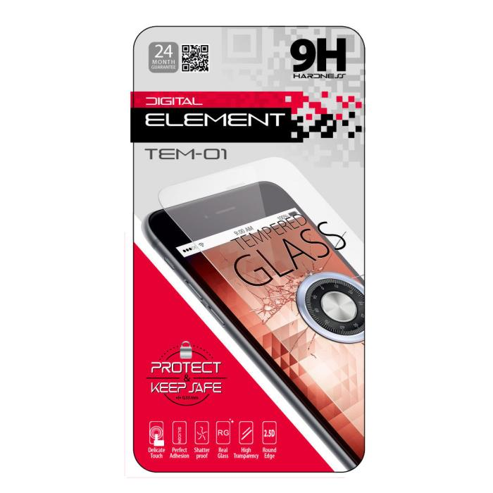 Tempered Glass Element For SONY Z5 COMPACT TEM-01