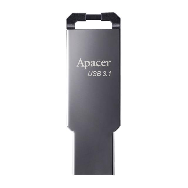 Usb 3.1 Gen1 Flash Drive 16GB Apacer AH360 Ashy RP (4712389915962)
