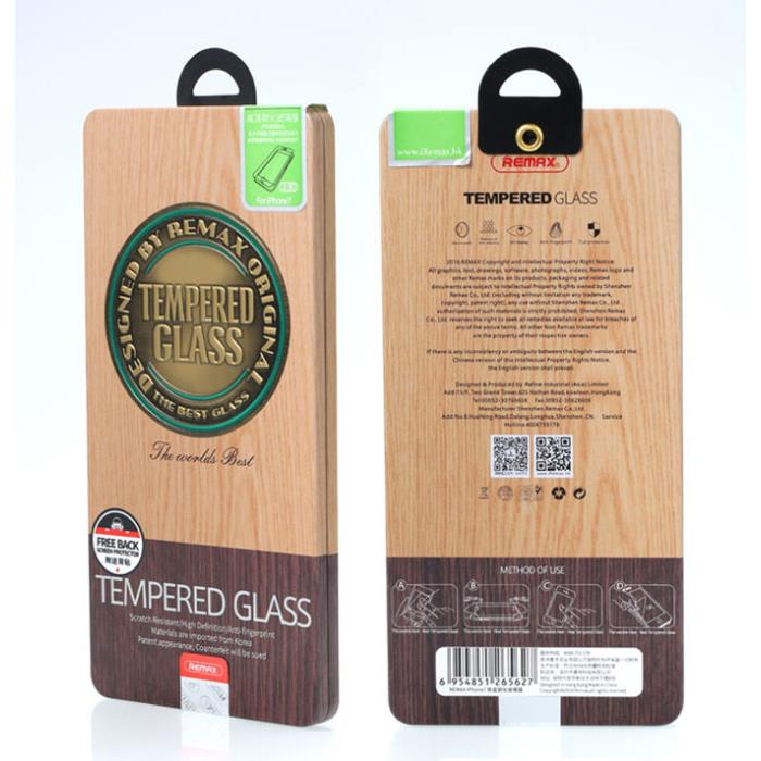 Tempered Glass Remax For iPhone 6plus
