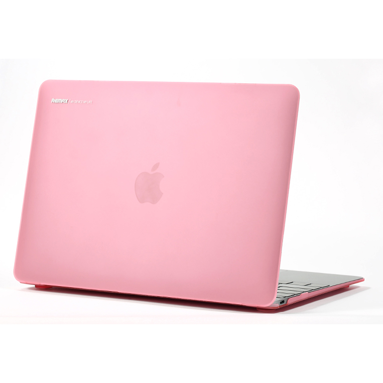 Pc Case Remax for Macbook 12'' Pink (6954851251398)