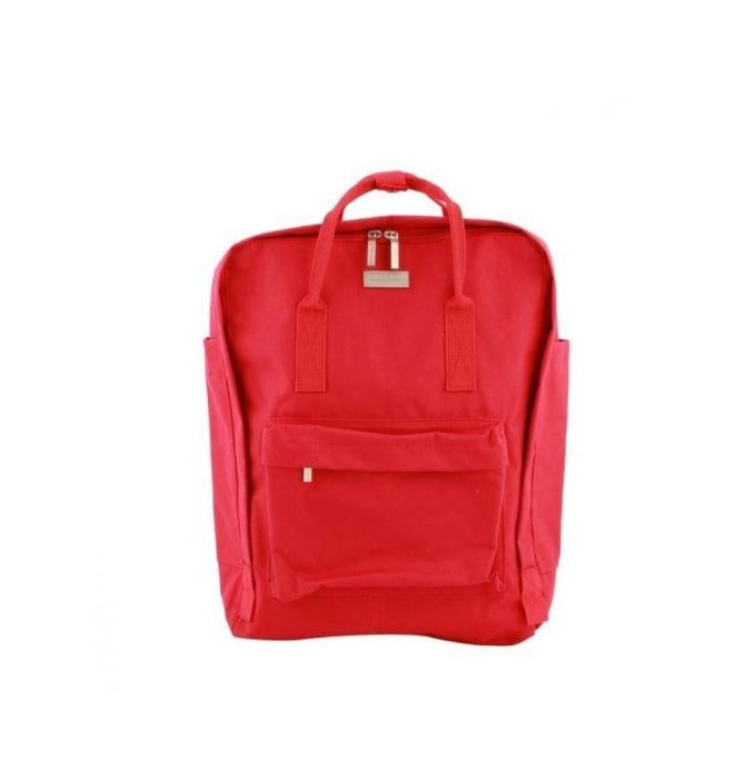 Double Laptop Backpack WK Red WT-B10 (6970349285601)