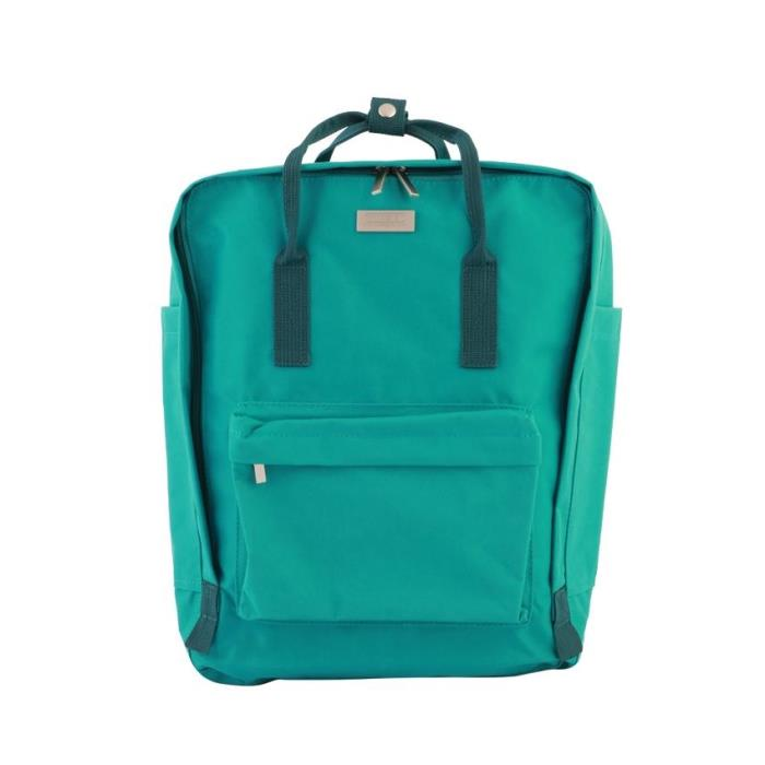 Double Laptop Backpack WK Blue WT-B10 (6970349285625)