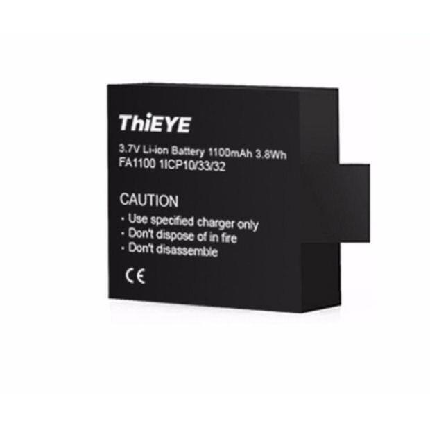 Rechargeable Battery ThiEye for T5