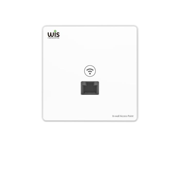 Access Point in Wall 300Mbps 2.4GHz Wis WCAP-WS Cloud