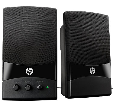 HP USB Powered Multimedia Speakers GL313AA (Φορητά Ηχεία με σύνδεση USB)