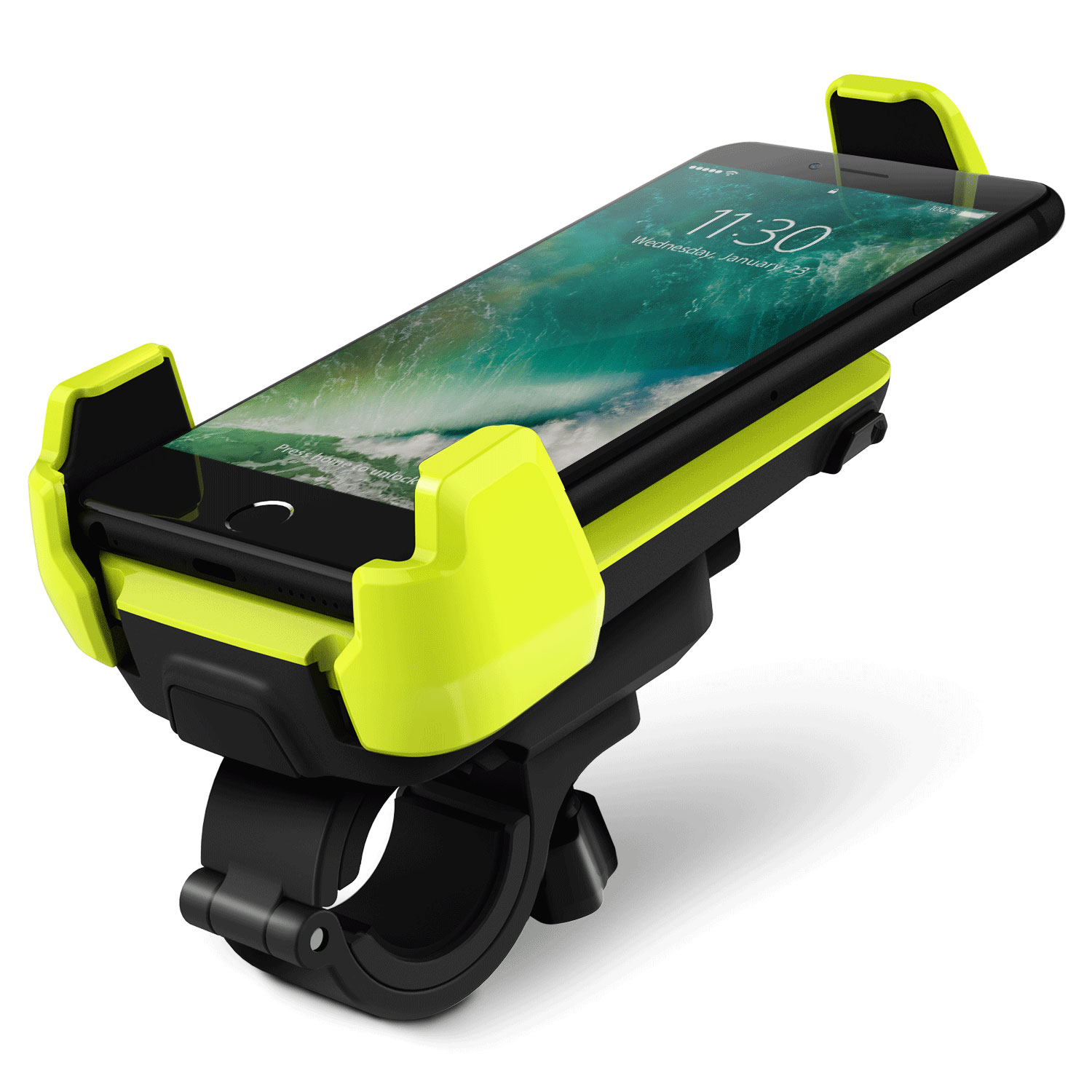 iOttie Active Edge Bike & Bicycle Mount HLBKIO102GN: Βάση Ποδηλάτου/Scooter/Mηχανής