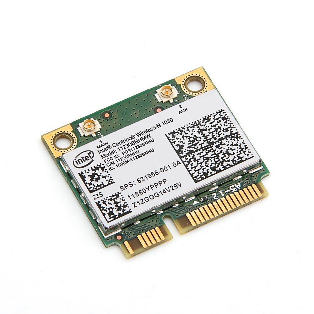 Intel Half Size Mini PCI Express Centrino Wireless-N 1030 11230BNHMW