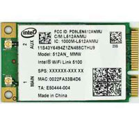 Intel Mini PCI Express Ultimate N WiFi Link 5100 512AN_MMW (300 Mbps)