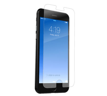 "ZAGG invisibleSHIELD Glass+ για Apple iPhone 6, 6S, 7 & 8 Plus (5.5"") 